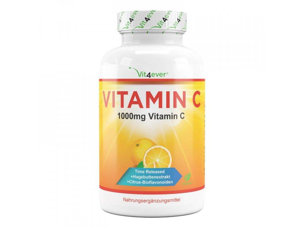 Vit4ever Vitamin C | 1000mg 365 tablet | Natureforlife.cz