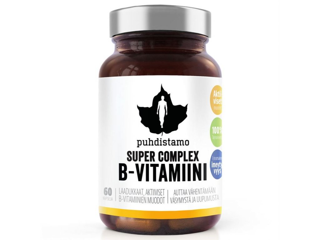 1 Super B Complex 60 kapsli
