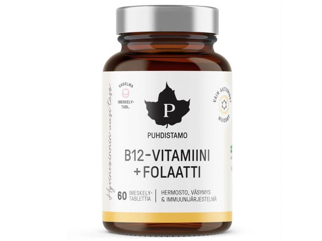1 Vitamin B12 Puhdistamo
