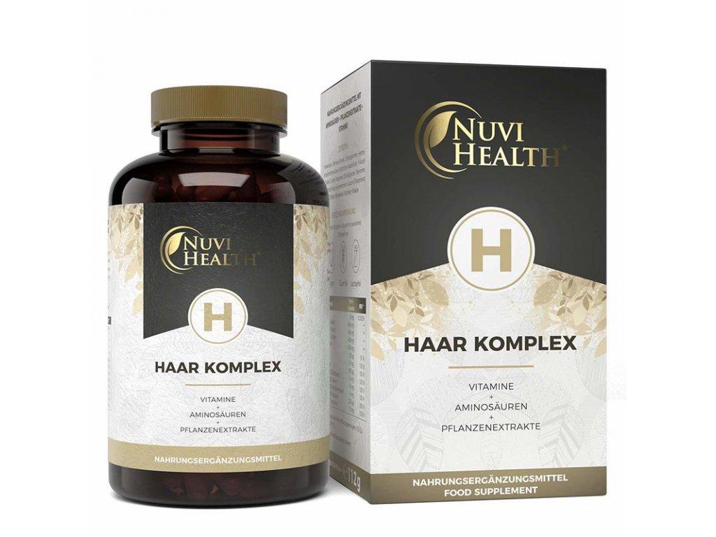 Nuvi Health Hair komplex | Natureforlife.cz