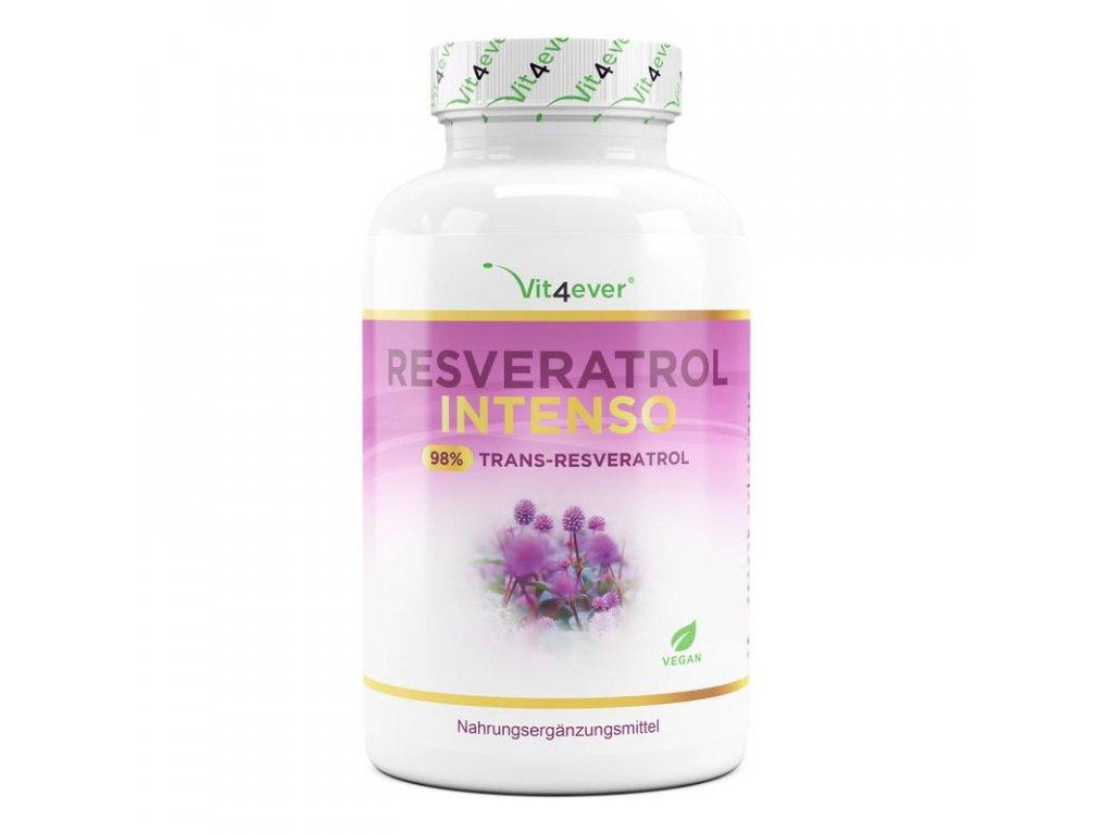 Vit4ver Resveratrol 60 kapslí 500 mg | Natureforlife.cz