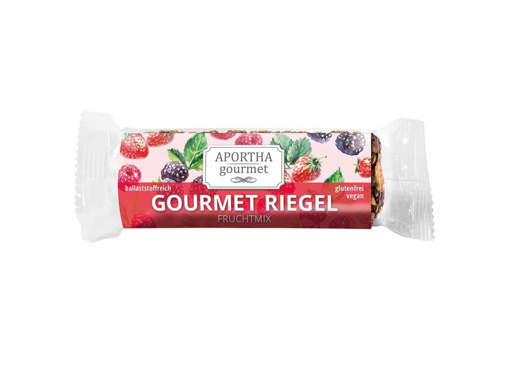 Aportha Gourmet - müsli tyčinka ovocný mix