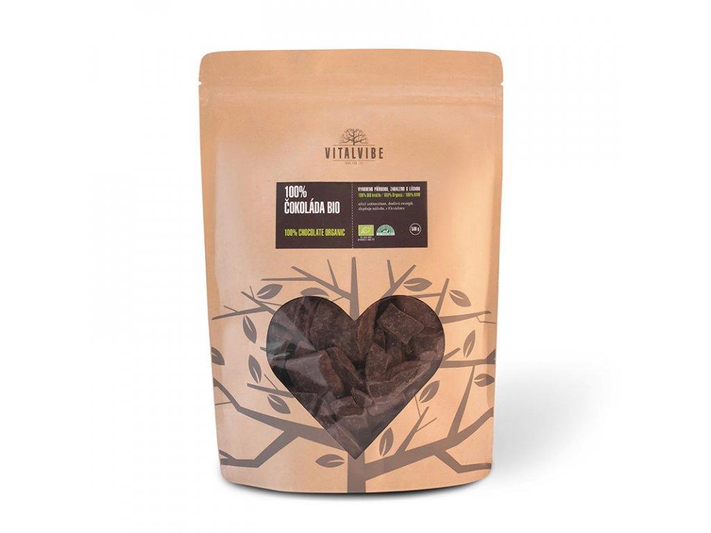 cokolada 100 bio