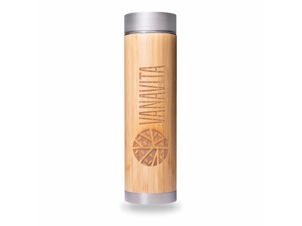 VanaVita Láhev Bamboo Infuse 500 ml