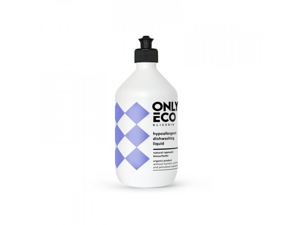 OnlyEco Hypoalergenní prostředek na nádobí 1 l - bez parfemace