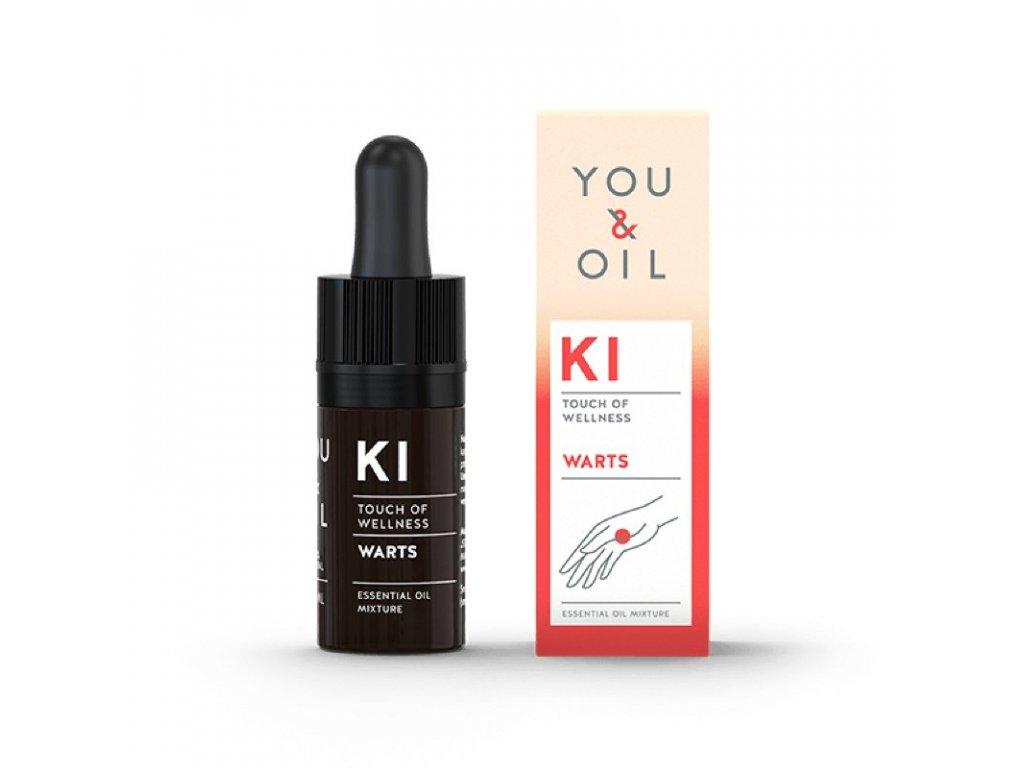 You & Oil KI Bioaktivní směs - Bradavice 5 ml