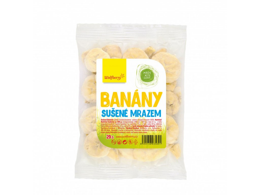 banany 20 g wolfberry