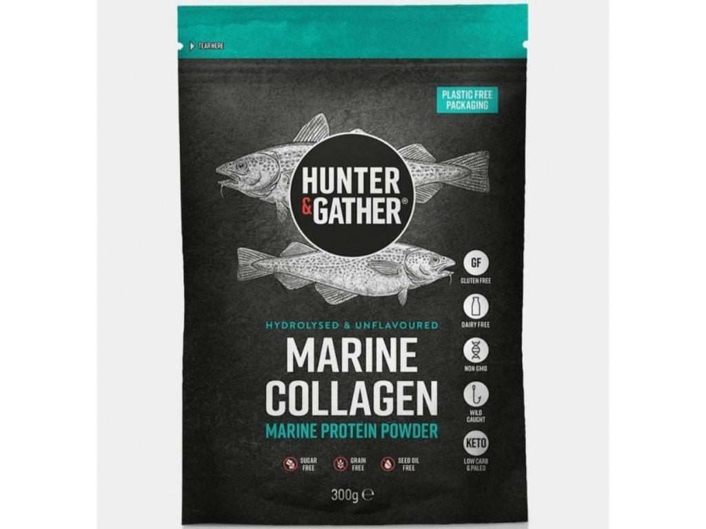 Hunter & Gather | Mořský hydrolyzovaný kolagen 300g | Natureforlife.cz