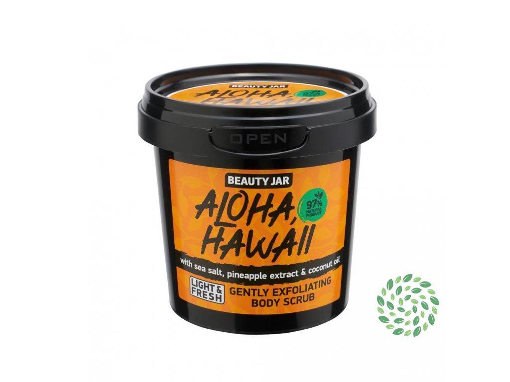 Beauty Jar | Aloha, Hawaii - peeling | Natureforlife.cz