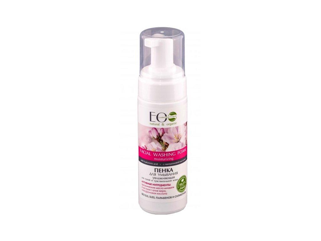 EOLab - Hydratační čistící pleťová pěna - 150ml