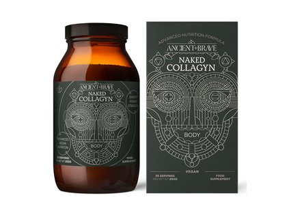 Ancient and Brave | Naked Body Collagyn 250g | Natureforlife.cz