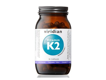 Vitamin K2 | 90 kapslí | Natureforlife.cz