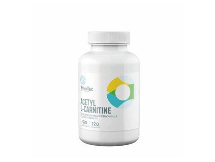 MyoTec | Acetyl L-Carnitine 120 kapslí | Natureforlife.cz