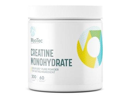 MyoTec | Creatine Monohydrate (Creapure®) 300g | Natureforlife.cz