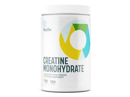 MyoTec | Creatine Monohydrate (Creapure®) 750g | Natureforlife.cz