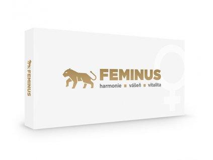 FEMINUS | Doplněk stravy pro ženy 60 tablet | Natureforlife.cz