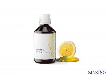 Zinzino | BalanceOil+ Citron 300ml | Natureforlife.cz