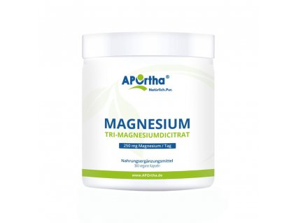 Aportha | Tri-magnesiumdicitrát (125mg) | Natureforlife.cz