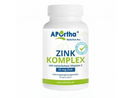 Aportha | Zinek komplex + vitamin C | Natureforlife.cz