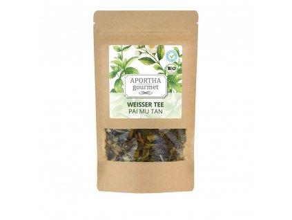 Aportha | PAI MU TAN, gurmánský bílý organický čaj | Natureforlife.cz