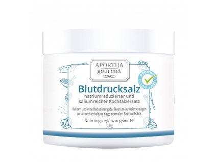 Aportha | Gourmet sůl se sníženým obsahem sodíku | Natureforlife.cz