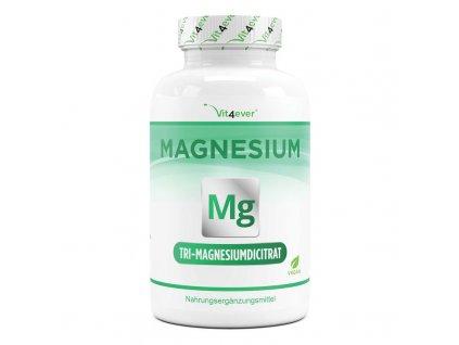 Vit4ever Tri-magnesium dicitrát 365 kapslí | Natureforlife.cz