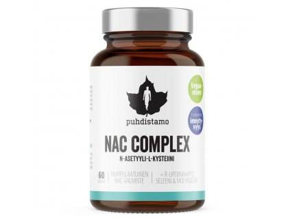 1.NAC complex n asetyyli