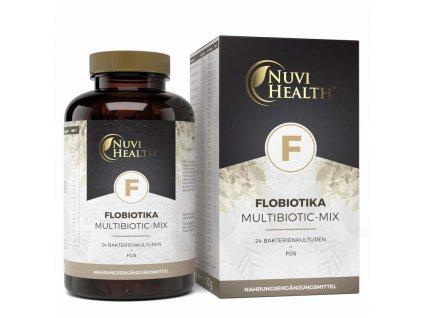 Nuvi Health Probiotika 30mld. | Natureforlife.cz