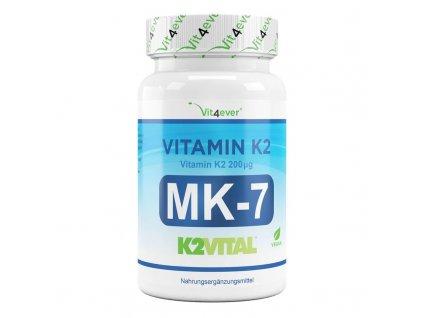 Vit4ever Vitamin K2 200 mcg - K2Vital 240 tablet | Natureforlife.cz