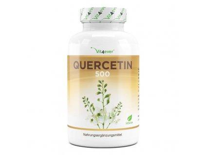 Vit4ever Quercetin 500 mg | extrakt z japonských pagodových květů 120 kapslí | Natureforlife.cz