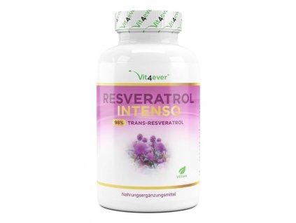 Vit4ver Resveratrol 60 kapslí 500 mg   Natureforlife.cz