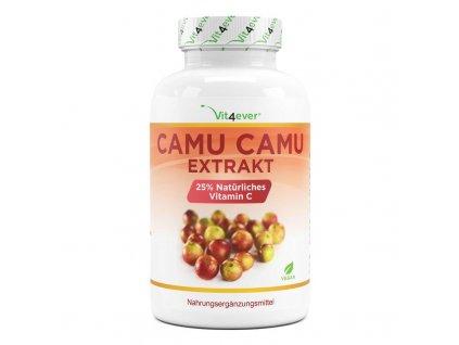 Vit4ever Camu Camu extrakt | přírodní vitamín C 240 kapslí | Natureforlife.cz
