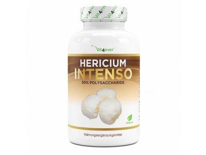 Vit4ever Houba Hericium Intenso | Lions Mane 1300 mg 120 kapslí | Natureforlife.cz