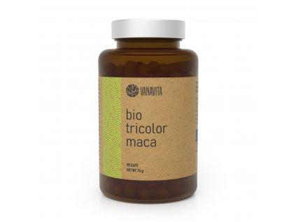 VanaVita - BIO Tricolor Maca komplex 90 kapslí