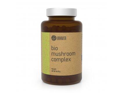 VanaVita - Extrakt z hub BIO Mushroom Complex 90 kapslí