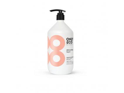 OnlyEco Prostředek na nádobí 1 l - se sladkým pomerančovým olejem