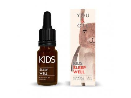 You & Oil KIDS Bioaktivní směs pro děti - Klidný spánek 10 ml