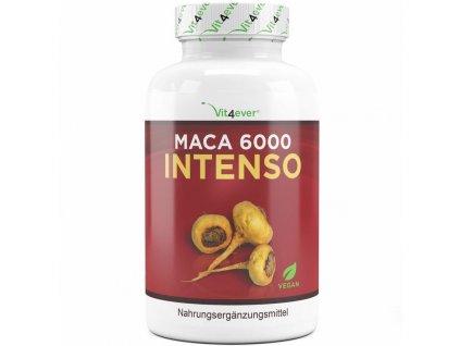 Vit4ever Maca 6000 Intenso | 6000 mg 200 kapslí | Natureforlife.cz