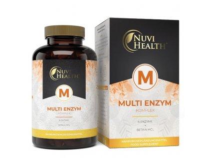 Nuvi Health - Multi enzym komplex | Natureforlife.cz