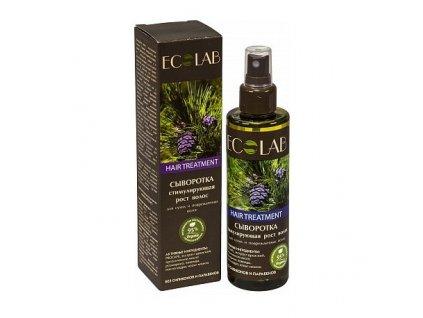 """EOLab - Sérum na stimulaci růstu vlasů """"Pro suché a poškozené vlasy"""" - 200 ml"""