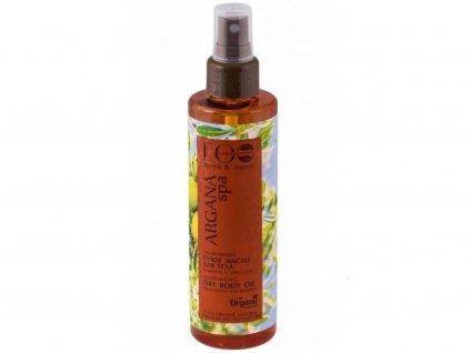 EOLab - Argan Spa - Hydratační suchý tělový olej - 200ml