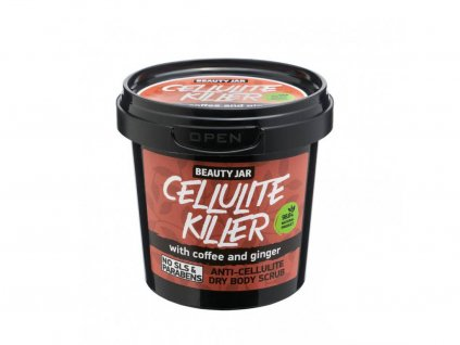 Beauty Jar   Cellulite Killer - peeling   Natureforlife.cz