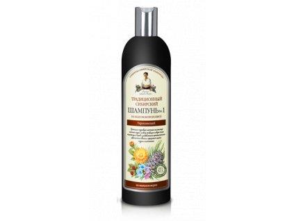 Babička Agafia | Sibiřský šampon na vlasy | Natureforlife.cz