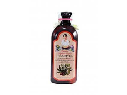 Babička Agafia | Výživný šampon pro roztřepené vlasy | Natureforlife.cz