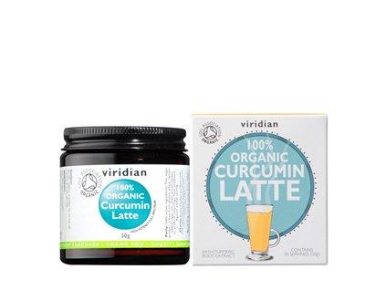 Curcumin Latte | 30 kapslí | Natureforlife.cz
