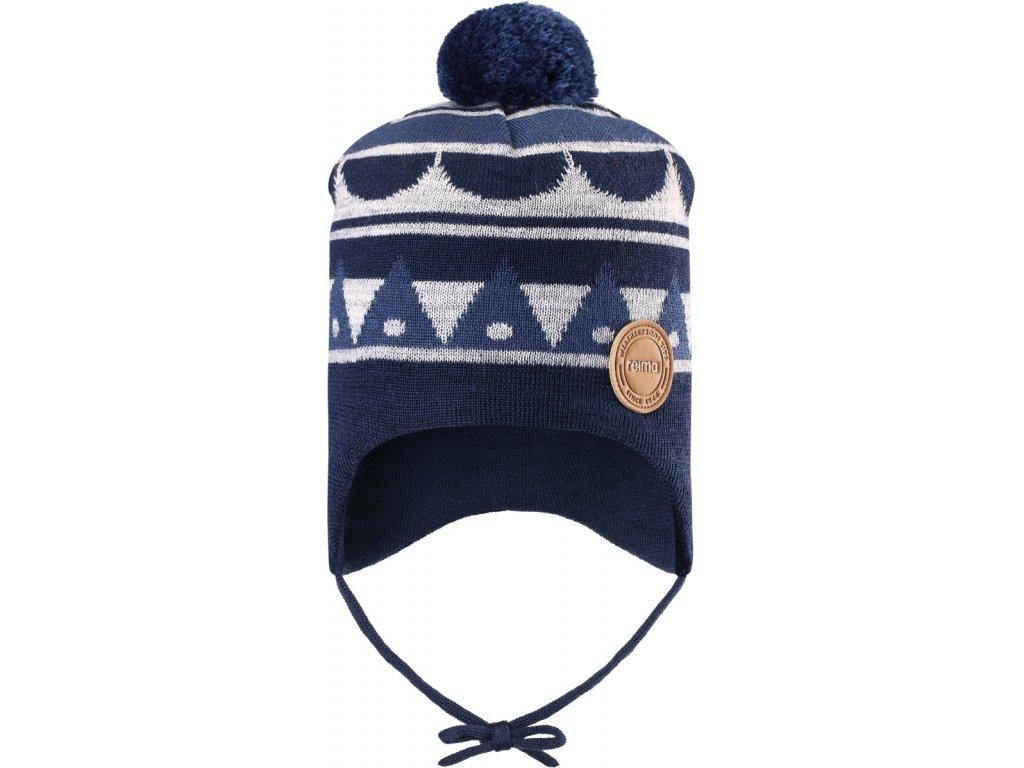 Čepice zimní Reima Bakke