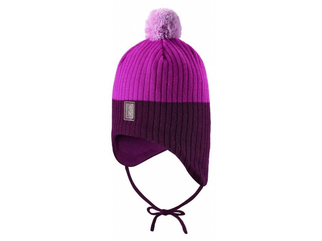 Čepice zimní Reima Majava