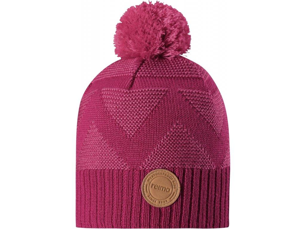 Čepice zimní Reima Nikkala