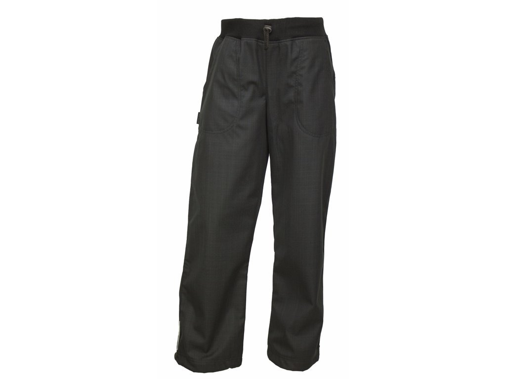Kalhoty Fantom softshell bambus černé