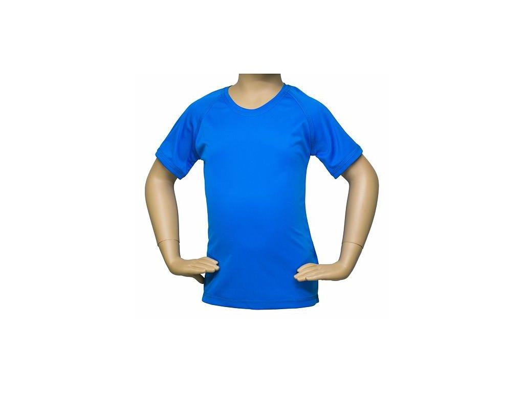 Tričko Fantom bambus krátký rukáv s UV